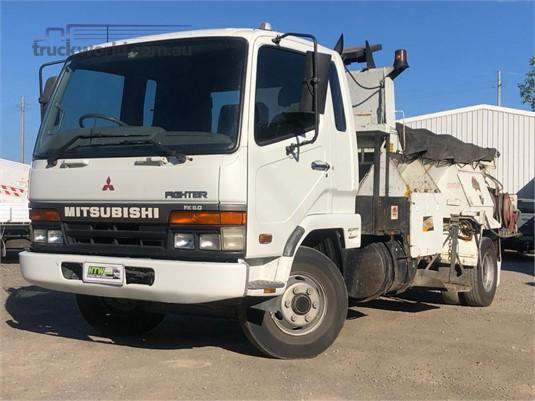 2002 Mitsubishi Fuso FIGHTER FK6.0 - Trucks for Sale