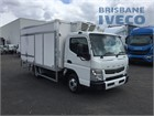 2013 Mitsubishi Canter 515 Wide Refrigerated