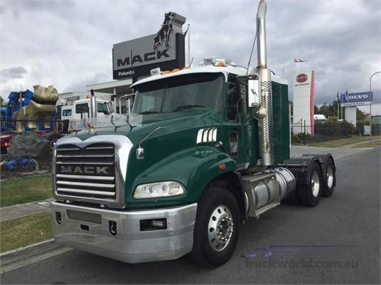2014 Mack Granite 64BT - Trucks for Sale