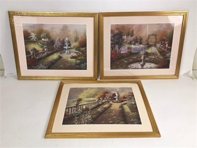 3 Framed Art Pictures 215 X 175 Other Items For Sale 1