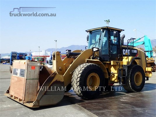 2016 Caterpillar 950K - Heavy Machinery for Sale