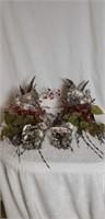 Christmas & Floral Decor - Estate of Roberta Six