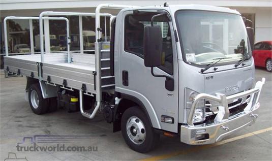 Isuzu NPR45-155 MWB Premium Tradepack
