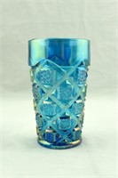 Vintage Beautiful Carnival Glass