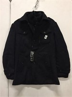 APTRO WOMEN'S BUTTON UP COAT SIZE LARGE