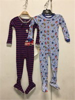CARTER'S 2 PC BOY'S ONEZIES SIZE 5T