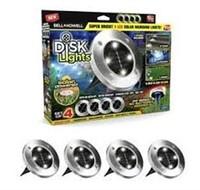 4 PCS DISK LIGHTS