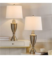 2 PIECE TABLE LAMP (NOT ASSEMBLED).