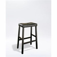 UPHOLSTERED SEAT BAR STOOL (NOT ASSEMBLED)