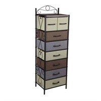 8 DRAWER TOWER (NOT ASSEMBLED)