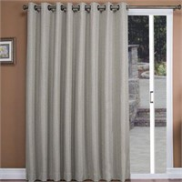 """SOLID BLACKOUT THERMAL GROMMET 52""""x96"""" (2 PANELS)"""