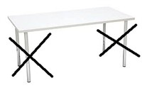 ADAPT SERIES RECTANGLE TABLE TOP (NO LEGS)