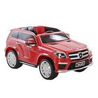 MERCEDED BENZ GL63 ELECTRIC RIDE ON TOY CAR