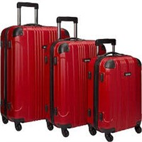 REACTION BY KEANEATH COLE 3 PCS LUGGAGE