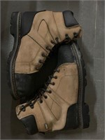 DICKIES PROTECTIVE STEEL TOE SHOES SIZE 11 US