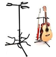 3-HEAD GUITAR STAND