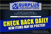 Palmyra NJ Home Improvement Auction 10/10