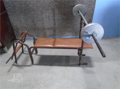 Weight Bench Andere Artikel Zum Verkauf 1 Auflistungen