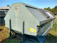 Galbreath 30 Cubic Yard Roll Off Container #304 ($500 Reserve)