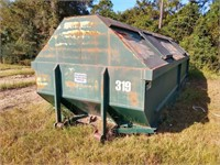 Galbreath 30 Cubic Yard Roll Off Container #319 ($500 Reserve)