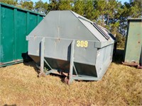 Galbreath 30 Cubic Yard Roll Off Container #309 ($500 Reserve)