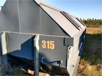 Galbreath 30 Cubic Yard Roll Off Container #315 ($500 Reserve)