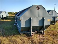 Galbreath 30 Cubic Yard Roll Off Container #302 ($500 Reserve)
