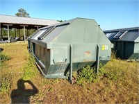 Galbreath 30 Cubic Yard Roll Off Container #311 ($500 Reserve)