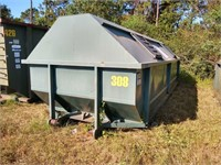 Galbreath 30 Cubic Yard Roll Off Container #308 ($500 Reserve)