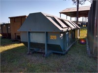 Galbreath 30 Cubic Yard Roll Off Container #320 ($500 Reserve)