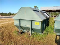 Galbreath 30 Cubic Yard Roll Off Container #330 ($500 Reserve)