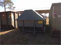 Galbreath 30 Cubic Yard Roll Off Container #339 ($500 Reserve)