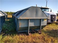 Galbreath 30 Cubic Yard Roll Off Container #338 ($500 Reserve)