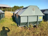 Galbreath 30 Cubic Yard Roll Off Container #340 ($500 Reserve)