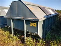 Galbreath 30 Cubic Yard Roll Off Container #343 ($500 Reserve)