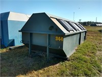 Galbreath 30 Cubic Yard Roll Off Container #344 ($500 Reserve)