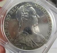 Forest Estate/Coins Online Auction