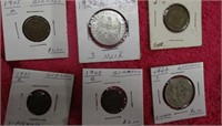 Forest Estate/Coins Online Auction