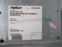 Halton Airflow Damper