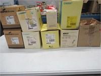 Lot of Conduit Hangers, Strut Klips,