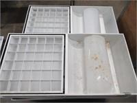 (7) Metalumen C6 and D9 Light Fixtures