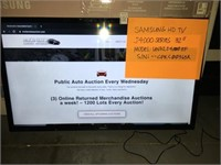 "SAMSUNG HD TV J4000 SERIES32"""
