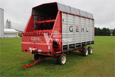 Forage Wagons For Sale - 4 Listings | www valueimplement com
