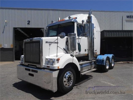 2013 Western Star 4864FX - Trucks for Sale
