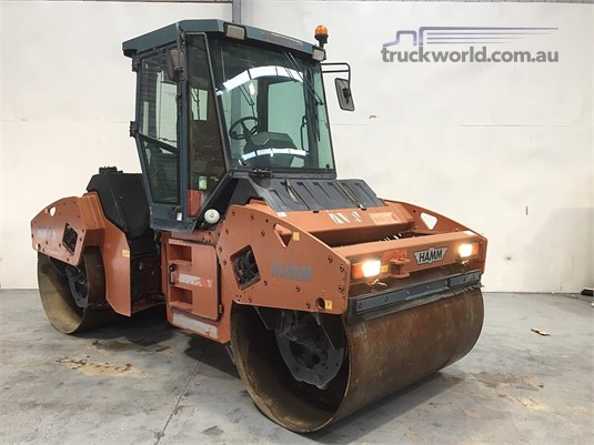 2010 Hamm other - Heavy Machinery for Sale