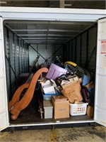 1-800-Pack-Rat METHUEN MA Storage Auction