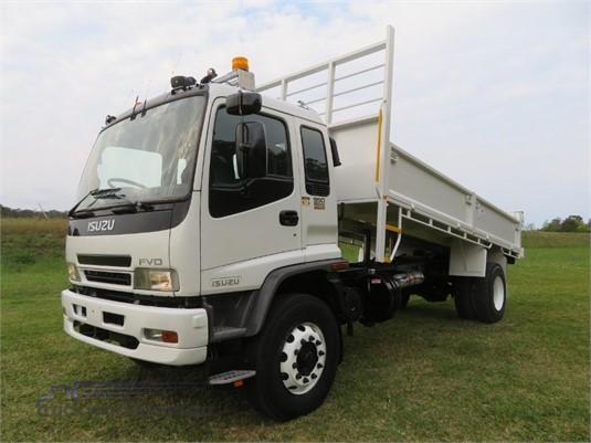 2007 Isuzu FVR 950 HD - Trucks for Sale