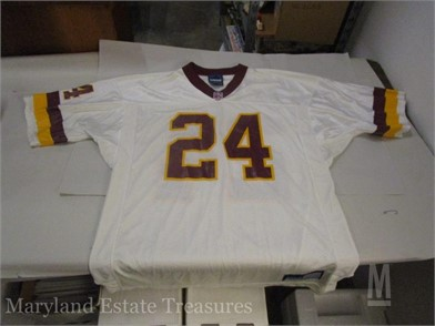 CHAMP BAILEY #24 WASHINGTON REDSKINS JERSEY Other Items For