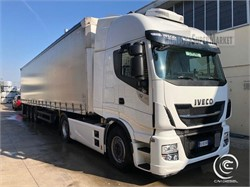IVECO STRALIS XP510  used