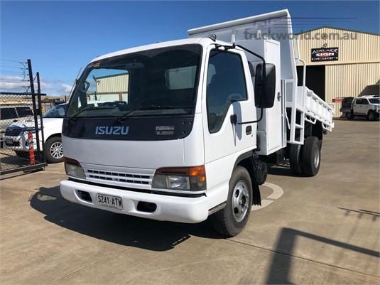 2002 Isuzu NPR 200 Adelaide Truck Sales  - Trucks for Sale